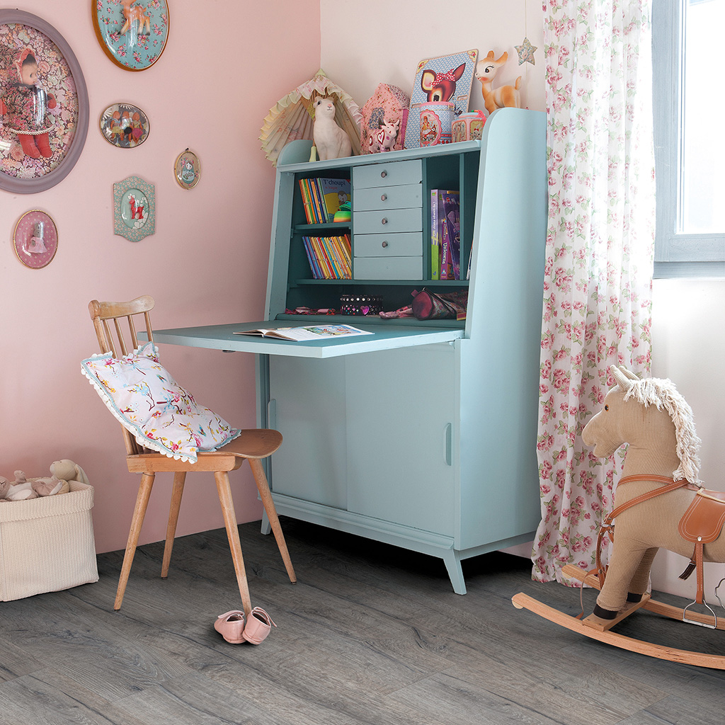 Parketcenter kinderkamer vinyl vloer
