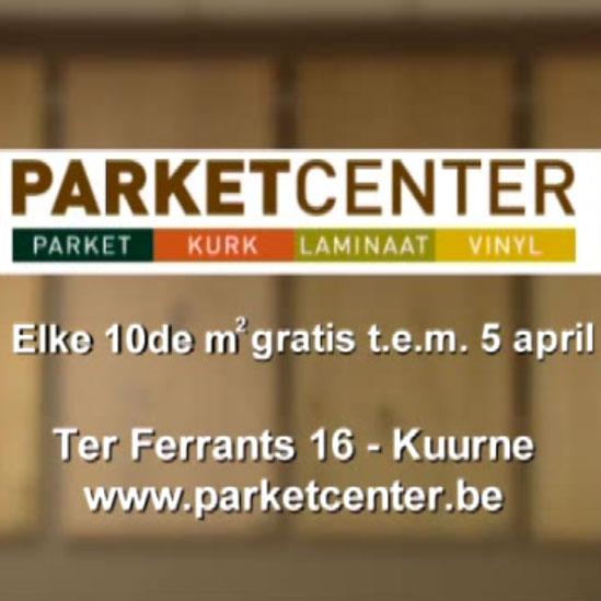 Parketcenter op WTV