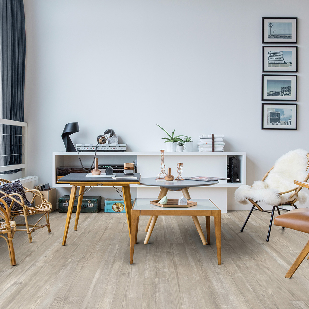 Een Scandinavisch interieur is hip